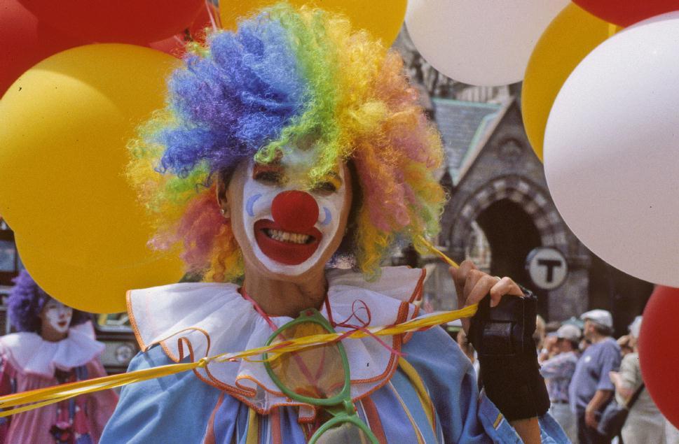 Asian Clowns 28