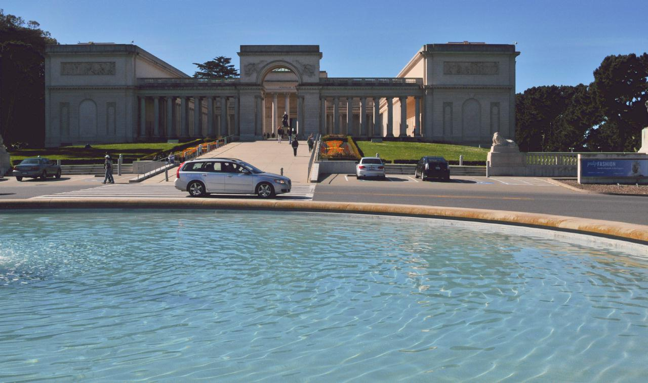 Palace of the Legion of Honor, art... - Legion of Honor