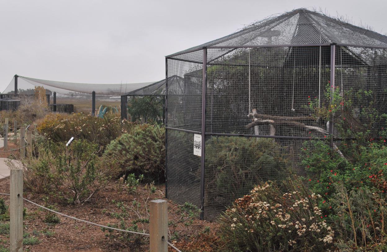 Chula Vista Nature Center Directions
